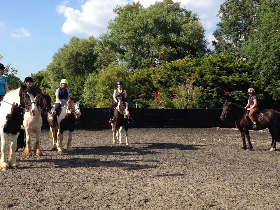 Lessons at Willowbrook Riding Centre