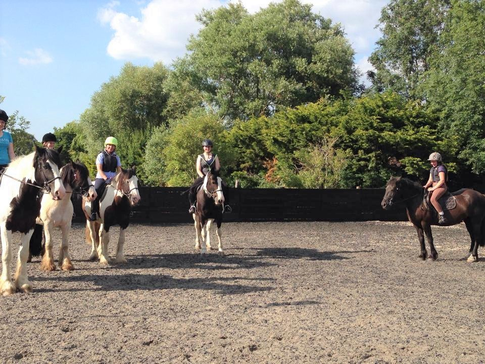 Horse Riding Lessons at Willowbrook Riding Centre in Hampshire